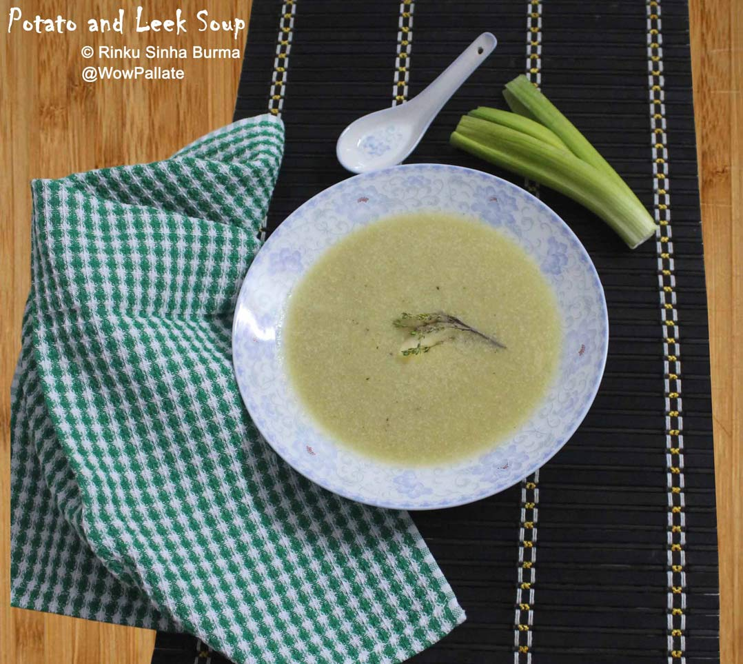 Potato And Leek Soup