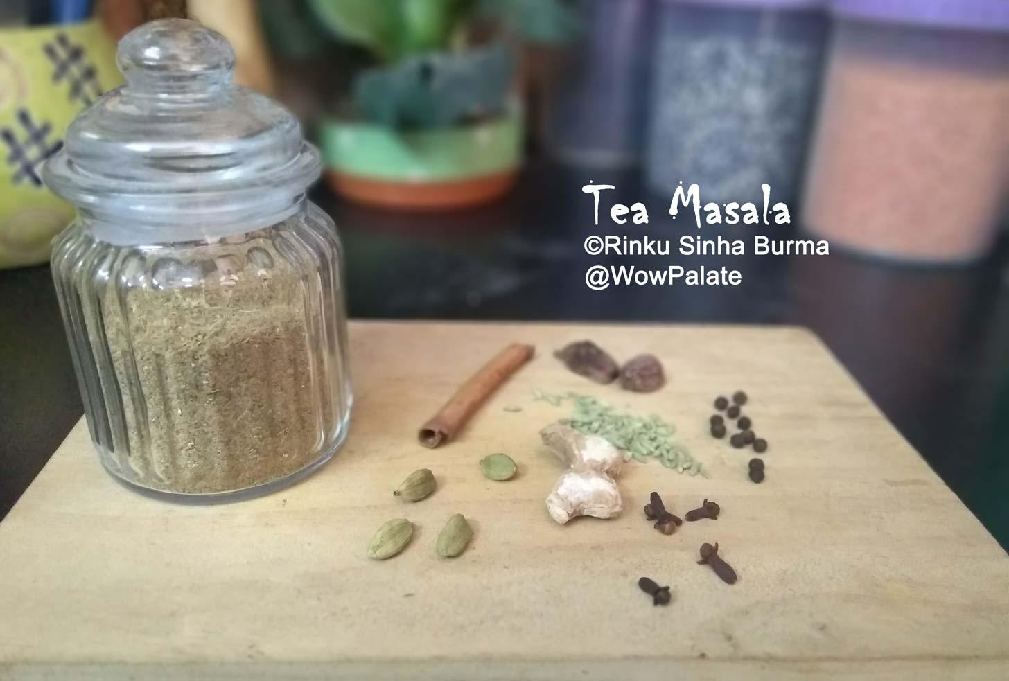 Tea Masala (Chai Masala)