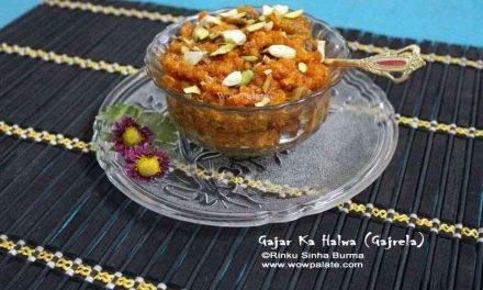 Gajar Ka Halwa Recipe | Gajrela