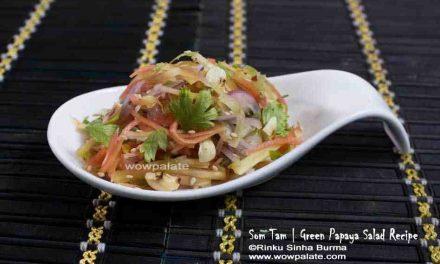 Som Tam | Green Papaya Salad Recipe