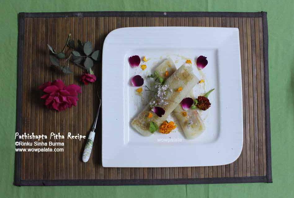 Pathishapta Pitha Recipe | Bengali Dessert | Indian Dessert