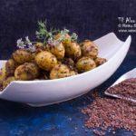 Til Aloo Ko Achaar   Sesame Potato Snacks   Til Aloo Recipe