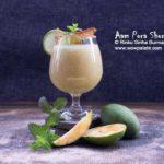 Aam Pora Shorbot Recipe | Roasted Mango Drink | Mango Drink | Bengali Aam Panna