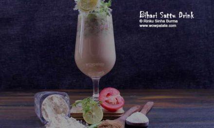 Bihari Sattu Drink Recipe | Sattu Ka Namkeen Sharbat | Sattu Ka ghol | Sattu Drink