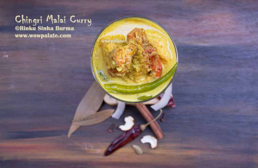 Chingri Malai Curry Recipe