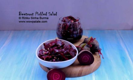 Beetroot Pickled Salad | Beetroot Salad | Beetroot Recipe