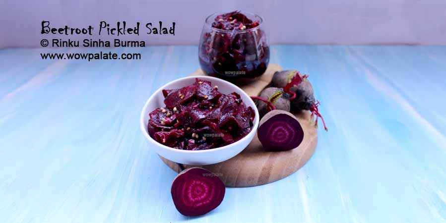 Beetroot Pickled Recipe