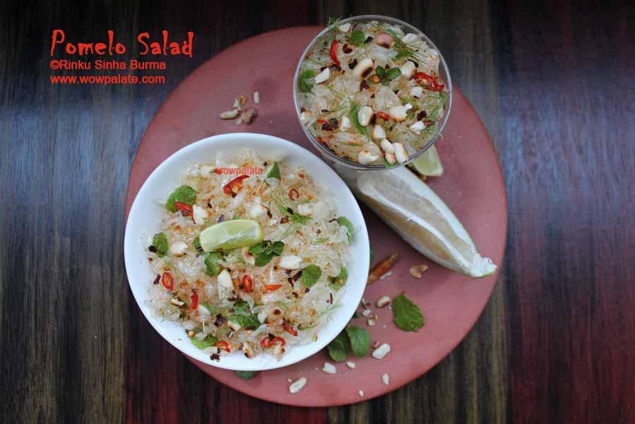 Pomelo Salad Recipe