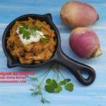 Shalgam Ka Bharta | Mashed Turnip Recipe | Punjabi Shalgam Bharta Recipe