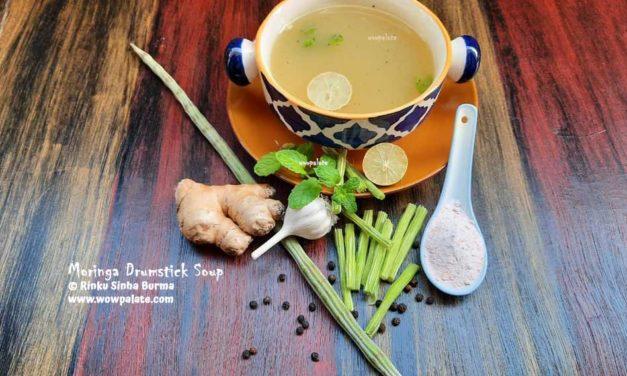 Moringa Drumstick Soup Recipe | Drumstick Soup | Murungakkai Soup | Healthy Soup