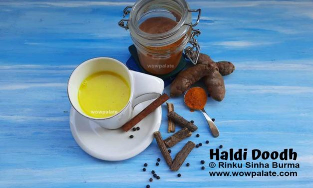 Haldi Doodh Recipe | Golden Milk | Golden Milk Paste | Turmeric Milk | Immunity Boosting Ayurvedic Drink
