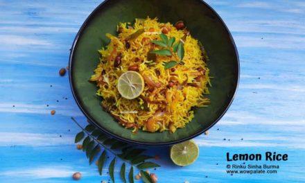 Lemon Rice Recipe | Chitranna | Nimmakaya Pulihora | How To Make lemon Rice